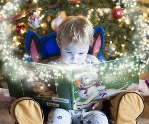 Bambino che legge. Magia della lettura